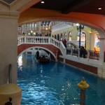 The whole Venice moved to hotel Venetian in Macau