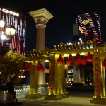 Asian culture and Crown Plaza + Hard Rock hotel - hotels everywhere in Macau